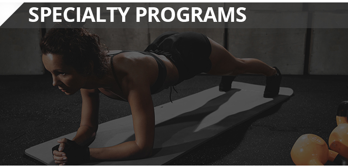 Specialty Fitness Programs in Trussville AL, Specialty Fitness Programs near Birmingham AL